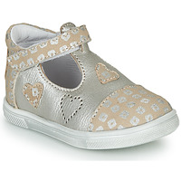 Chaussures Fille Baskets basses GBB ANISA Beige