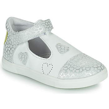 Chaussures Fille Baskets basses GBB ANISA Blanc