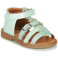 Chaussures Fille Sandales et Nu-pieds GBB CARETTE Vert