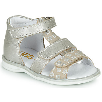 Chaussures Fille Sandales et Nu-pieds GBB NAVIZA Beige