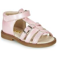 Chaussures Fille Sandales et Nu-pieds GBB ANTIGA Rose