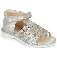 Chaussures Fille Sandales et Nu-pieds GBB APOLA Beige