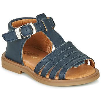 Chaussures Fille Sandales et Nu-pieds GBB ATECA Bleu