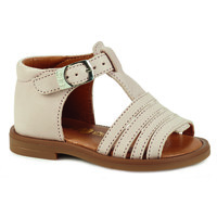 Chaussures Fille Sandales et Nu-pieds GBB ATECA Beige
