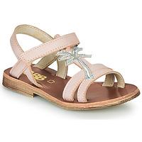 Chaussures Fille Sandales et Nu-pieds GBB SAPELA Rose