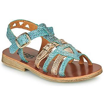 Chaussures Fille Sandales et Nu-pieds GBB FANNI Bleu