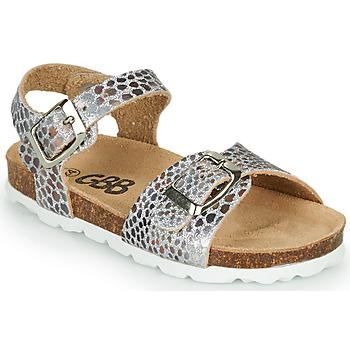 Chaussures Fille Sandales et Nu-pieds GBB PIPPA Argenté
