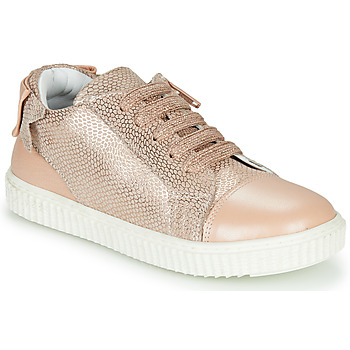 Chaussures Garçon Baskets basses GBB APOLONIA Rose