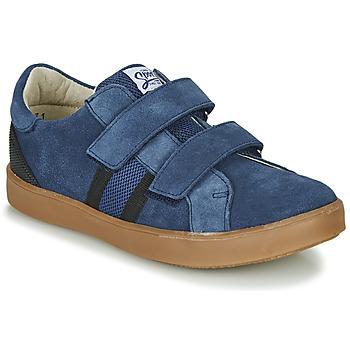 Chaussures Garçon Baskets basses GBB AVEDON Bleu