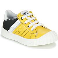 Chaussures Garçon Baskets basses GBB LINNO Jaune