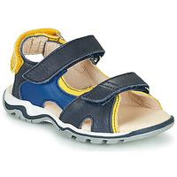 Chaussures Garçon Sandales et Nu-pieds GBB DIMOU Bleu