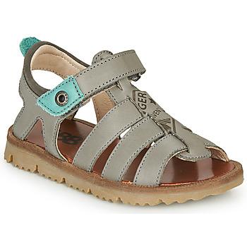 Chaussures Garçon Sandales et Nu-pieds GBB PATHE Noir