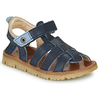 Chaussures Garçon Sandales et Nu-pieds GBB PATHE Bleu