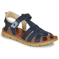 Chaussures Garçon Sandales et Nu-pieds GBB PATHE Marine