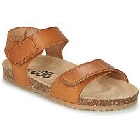 Chaussures Garçon Sandales et Nu-pieds GBB KIPILO Marron