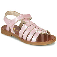 Chaussures Fille Sandales et Nu-pieds GBB KATAGAMI Rose