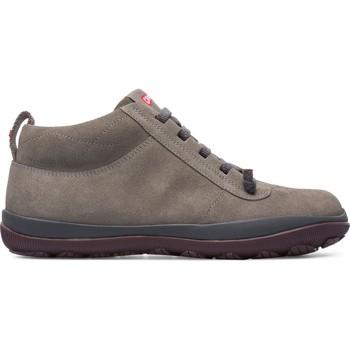 Chaussures Femme Boots Camper Peu pista K400385-004 Chaussures casual Femme gris