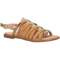 Chaussures Fille Sandales et Nu-pieds Pepe jeans PGS90123 ELSA Marr?n