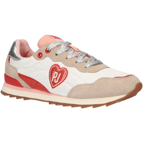 Chaussures Fille Multisport Pepe jeans PGS30388 BELLE Blanco