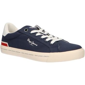 Chaussures Garçon Multisport Pepe jeans PBS30402 TENNIS Azul