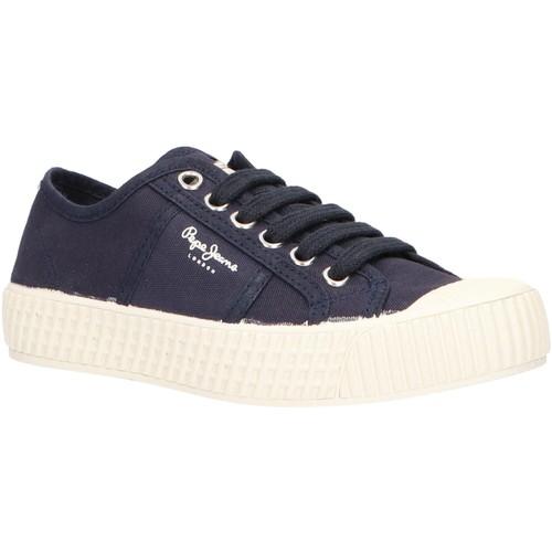 Chaussures Garçon Multisport Pepe jeans PBS30408 BELIFE Azul