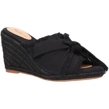 Chaussures Femme Espadrilles Pepe jeans PLS90386 SHARK 999 BLACK Negro