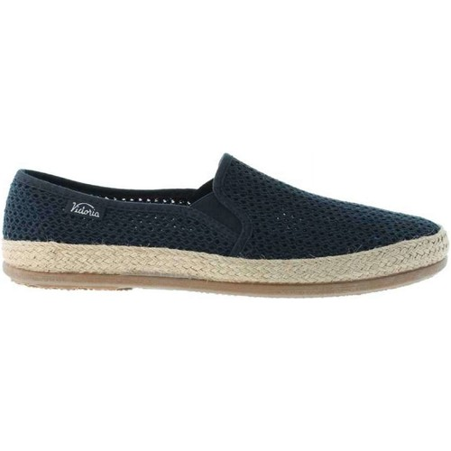 Chaussures Homme Espadrilles Victoria 520031 bleu