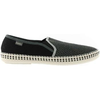 Chaussures Homme Espadrilles Victoria 5200130 Espadrilles homme Gris Gris