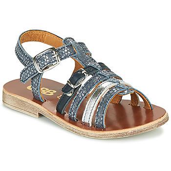 Chaussures Fille Comme Des Garcon GBB BANGKOK Bleu