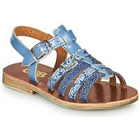 Chaussures Fille Sandales et Nu-pieds GBB BANGKOK Bleu