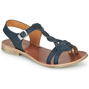 Chaussures Fille Printemps / Eté GBB EUGENA Bleu