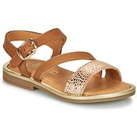 Chaussures Fille Sandales et Nu-pieds GBB FANA Cognac