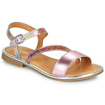 Chaussures Fille Printemps / Eté GBB FANA Rose / Multicolore