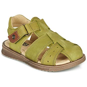 Chaussures Garçon Sandales et Nu-pieds GBB JAMIK Vert