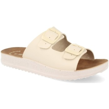 Chaussures Femme Mules Ainy HG19-715 Beige