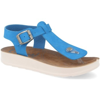 Chaussures Femme Sandales et Nu-pieds Ainy HG22-384 Azul