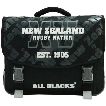 Sacs Enfant Cartables All Blacks Cartable rugby  - Al Noir