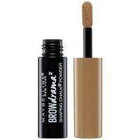 Beauté Femme Maquillage Sourcils Maybelline New York Poudre à Sourcils BROW DRAMA SHAPING CHALK - 100 Blonde Autres