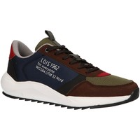 Chaussures Homme Baskets basses Lois 84884 Azul