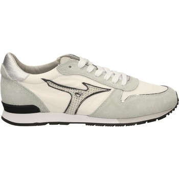 Chaussures Homme Baskets basses Mizuno ETAMIN whisi-bianco-argento