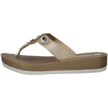 Chaussures Femme Sandales et Nu-pieds Inblu DY 21 SABLE