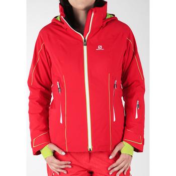 Vêtements Femme Coupes vent Salomon Whitecliff GTX 374720 czerwony