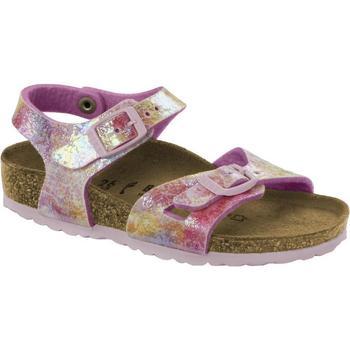 Chaussures Fille Milano Kids Bf Desert Soil Birkenstock 1012575 Multicolor