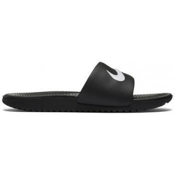 Chaussures Enfant Claquettes Nike KAWA SLIDE (GS/PS) / NOIR Noir