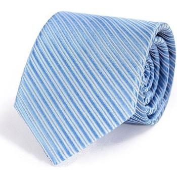 Vêtements Homme Cravates et accessoires Dandytouch Cravate Faux-Uni Ciel