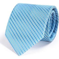 Vêtements Homme Cravates et accessoires Dandytouch Cravate Faux-Uni Turquoise