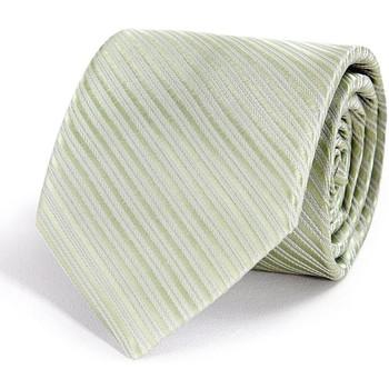 Vêtements Homme Cravates et accessoires Dandytouch Cravate Faux-Uni Tilleul
