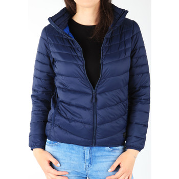 Vêtements Femme Doudounes Lee Light Puffer Bright Navy L58PSZCF granatowy