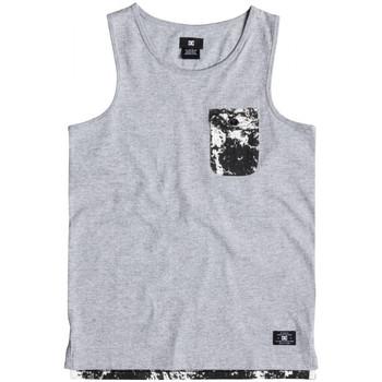 Vêtements Enfant Débardeurs / T-shirts sans manche DC Shoes Owensboroby b Gris