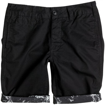 Vêtements Enfant Shorts / Bermudas DC Shoes Beadnell by 18 b Noir